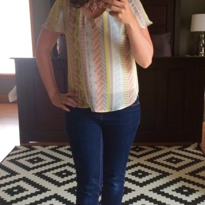 21 | Stitch Fix Review