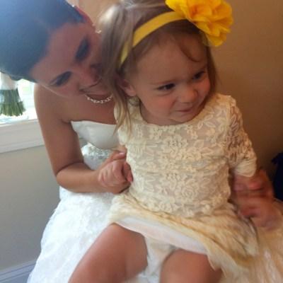 5 Tips for the Parents of Flower Girls   #AMidsummerKightsDream