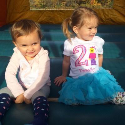 Lego Princess | Dorothy's 2nd Birthday Party