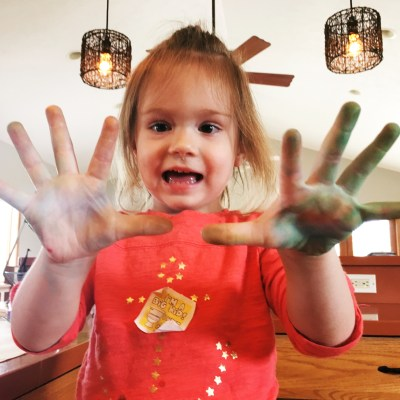 How To Dye Easter Eggs With A Toddler