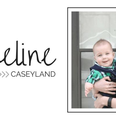 How Motherhood Has Changed Me | Madeline @ CaseyLand