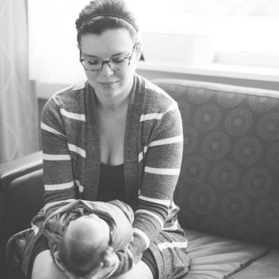 Two Weeks   Postpartum Update