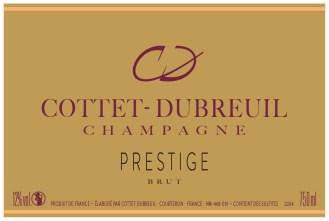 Etiquette Brut Prestige