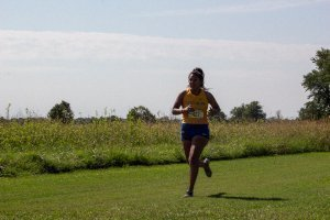 Cross Country Runner Three