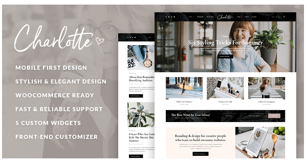theme-wordpress-charlotte
