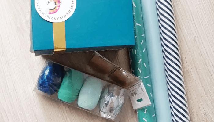 boite à papa - Cotton Candy blog lifestyle