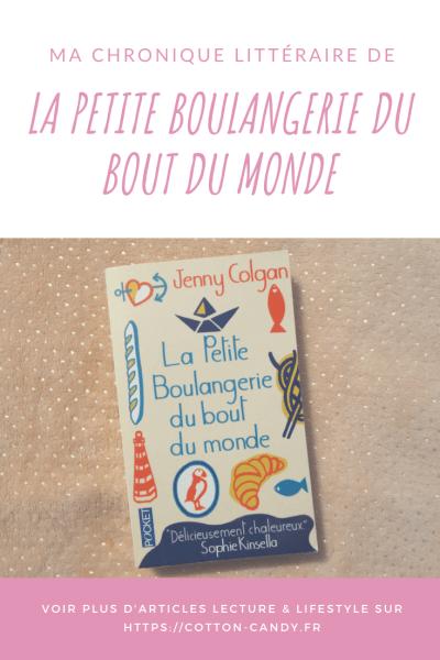 PINTEREST La petite boulangerie du bout du monde - COTTON CANDY bog lifestyle, lecture et materniré