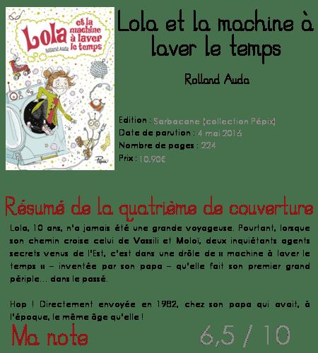 Lolaetlamachine