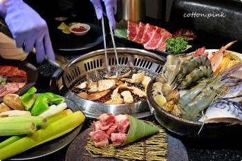 台中燒肉吃到飽懶人包 滿滿的肉肉外加生猛海鮮光是用看的就飽啦~