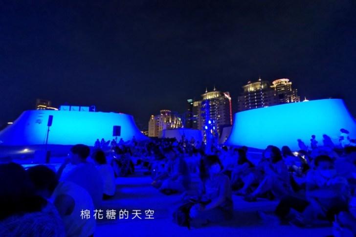 20200724222455 2 - 免費星空音樂會在台中國家歌劇院,用七期豪宅當做背景燈光