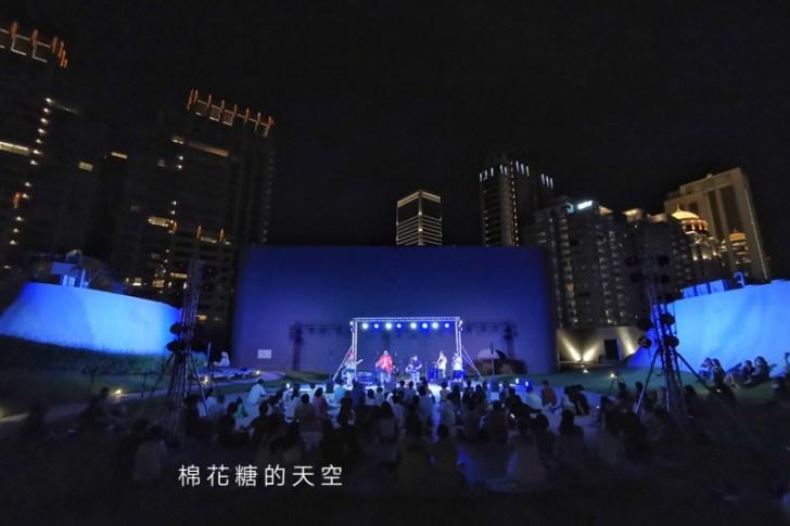 20200724222513 78 - 免費星空音樂會在台中國家歌劇院,用七期豪宅當做背景燈光