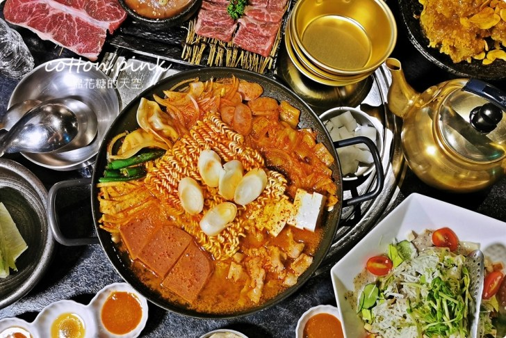 20200913202040 86 - 熱血採訪│台中韓式燒肉搭配部隊鍋、不出國也能來拉拉廚房吃好料