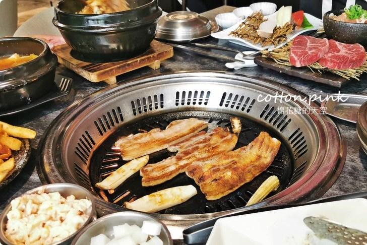 20200913202133 78 - 熱血採訪│台中韓式燒肉搭配部隊鍋、不出國也能來拉拉廚房吃好料