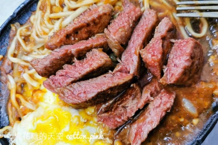 20201031200010 88 - 從路邊吃到店面的德州牛排,沙拉、小菜濃湯吃到飽喔