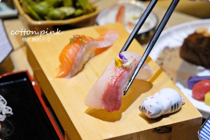 20210318082355 31 - 熱血採訪│免改名當月壽星就送特製鮭魚蛋糕!台中最新日式無菜單料理「鰆沐 割烹、酒」超澎湃