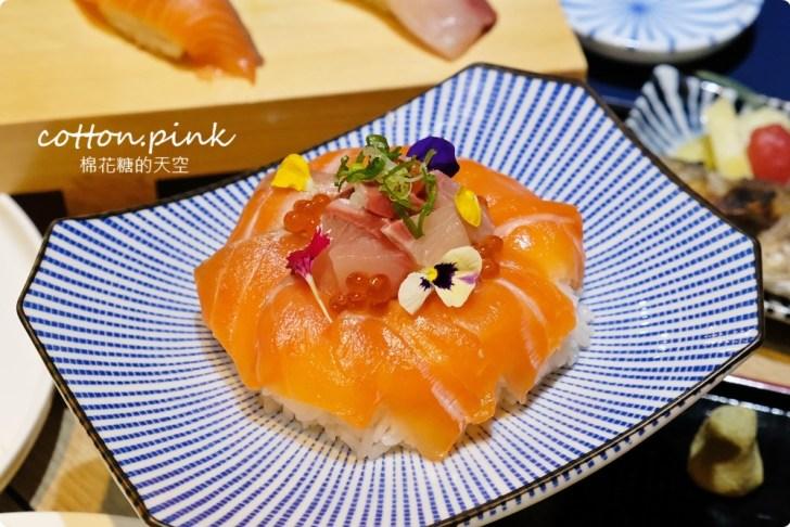 20210318082419 67 - 熱血採訪│免改名當月壽星就送特製鮭魚蛋糕!台中最新日式無菜單料理「鰆沐 割烹、酒」超澎湃