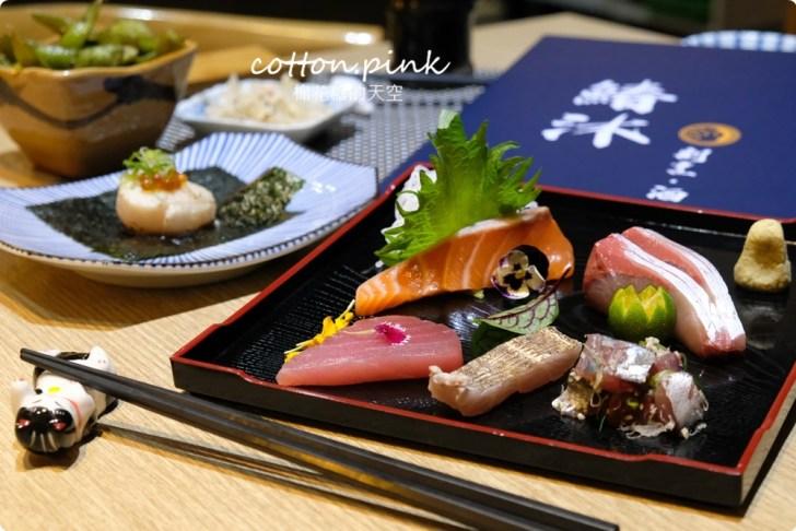 20210318082457 99 - 熱血採訪│免改名當月壽星就送特製鮭魚蛋糕!台中最新日式無菜單料理「鰆沐 割烹、酒」超澎湃