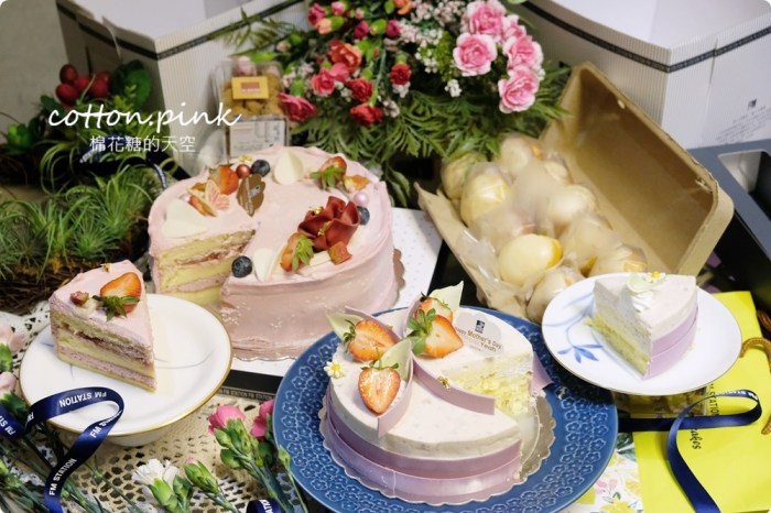 台中母親節蛋糕推薦|馥漫麵包花園紅寶石巧克力放妝點最新母親節蛋糕~早鳥優惠放送中!文內有訂購連結~