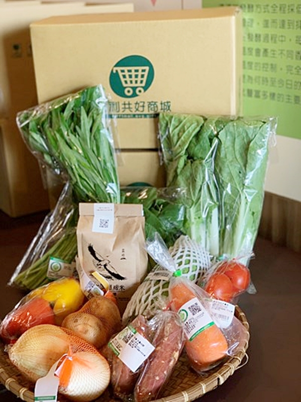 20210530153238 92 - 台中農會蔬菜箱一開播就秒殺!緊急補貨中...市場採買分流運動看這邊