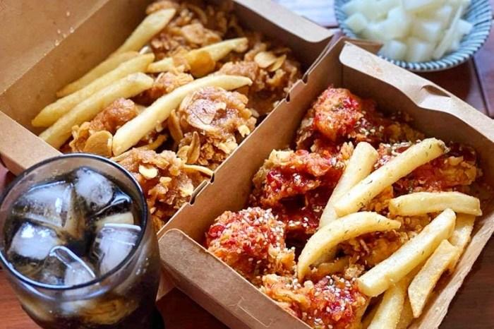 台中中科好料韓式燒肉推薦!拉拉廚房燒肉套餐搭配韓式炸雞超對對味!