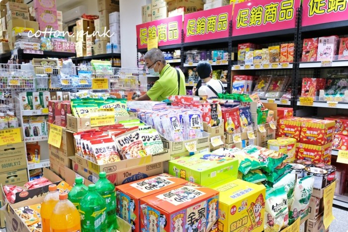 豐原零食餅乾批發來這家!普渡用品來豐亞食品買價格超甜~百貨超市日本餅乾折扣超大