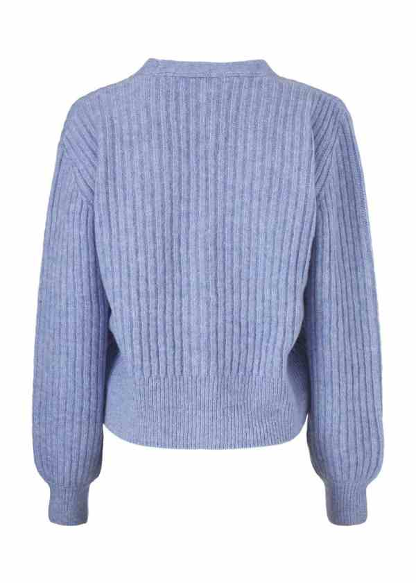 Modstrom Goldie cardigan 55383 blue (2)