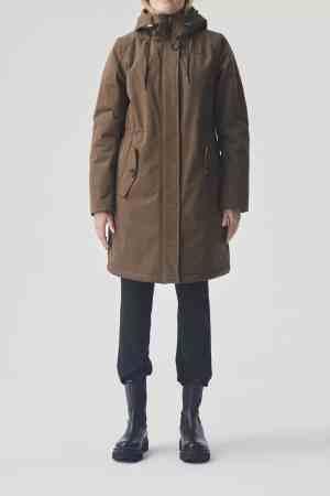 Modstrom Dakota coat 55138 brown (1)