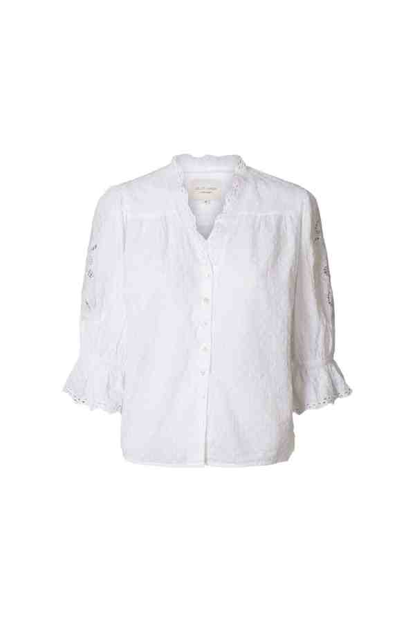 Lollys Laundry Charlie top 21147_1020 - 01 White - 1