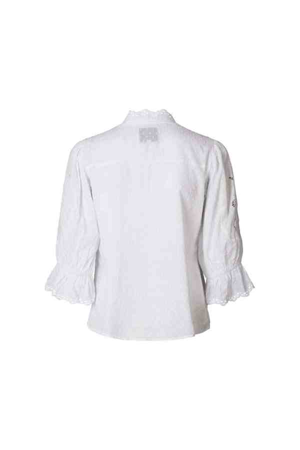 Lollys Laundry Charlie top 21147_1020 - 01 White - 2