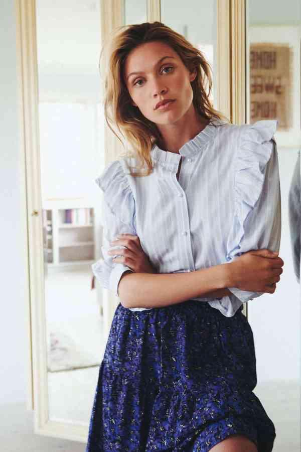 Lollys Laundry Morning Skirt 21142_4023 - 74 Flower Print 3