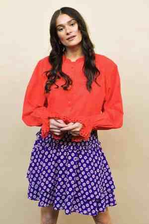 Harper & Yve - Frederique LS blouse 1 SS21J605