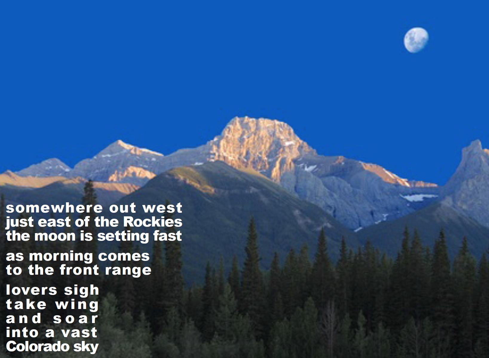 18 Colorado sky