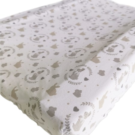 Sweet Bunny Changing mat cover