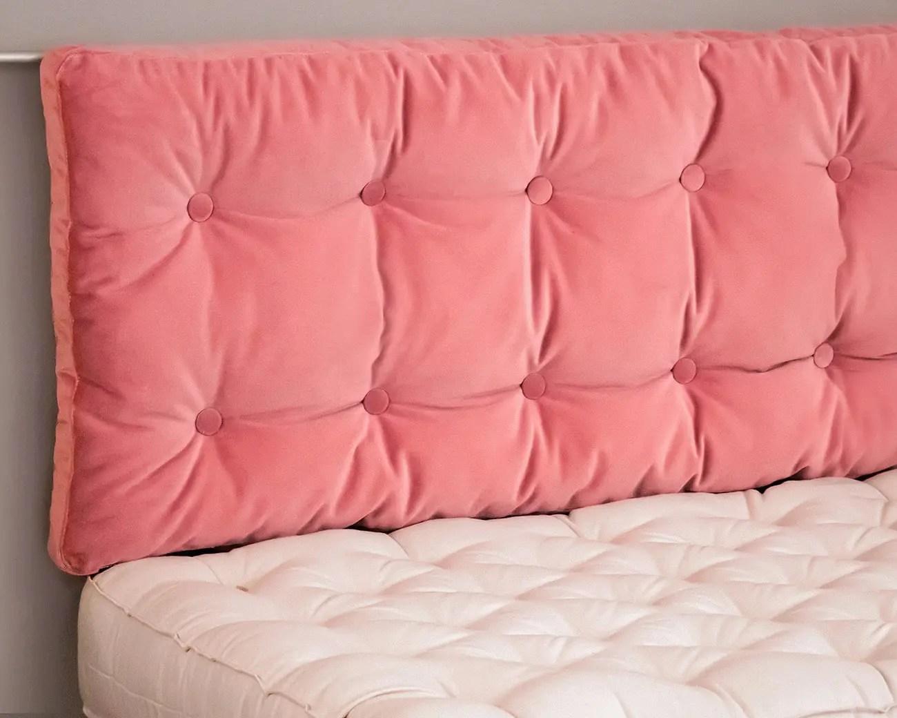 tufted headboard cushion