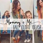 Mommy And Me Fall Outfits Cotton Stem