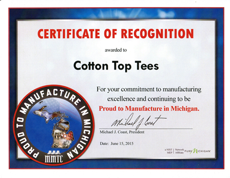cotton top tees