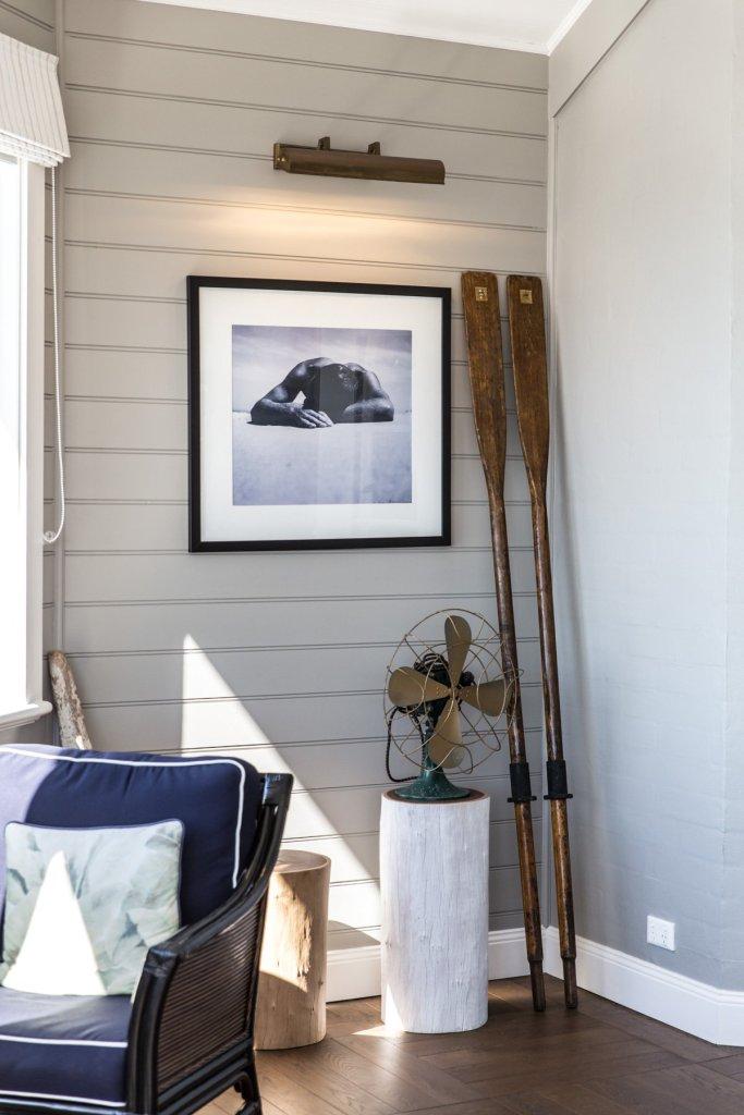 Shiplap wall panelling - Cottonwood & Co