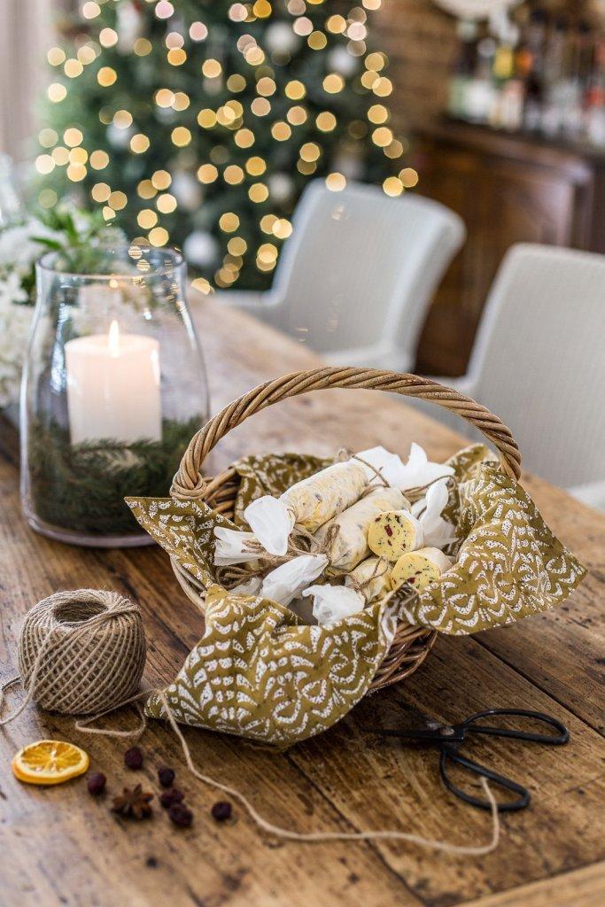 Homemade Christmas Butter - Cottonwood & Co