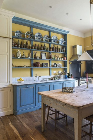 The Rise of the Unfitted Kitchen - Cottonwood & Co