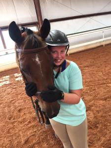 You'll LOVE your riding lessons at Cottonwood Creek!
