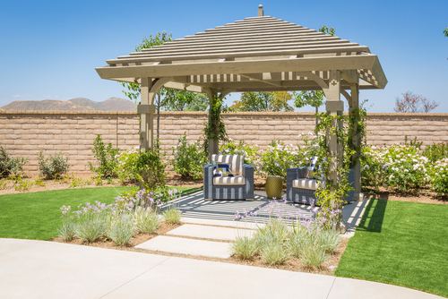 outdoor structures patio covers