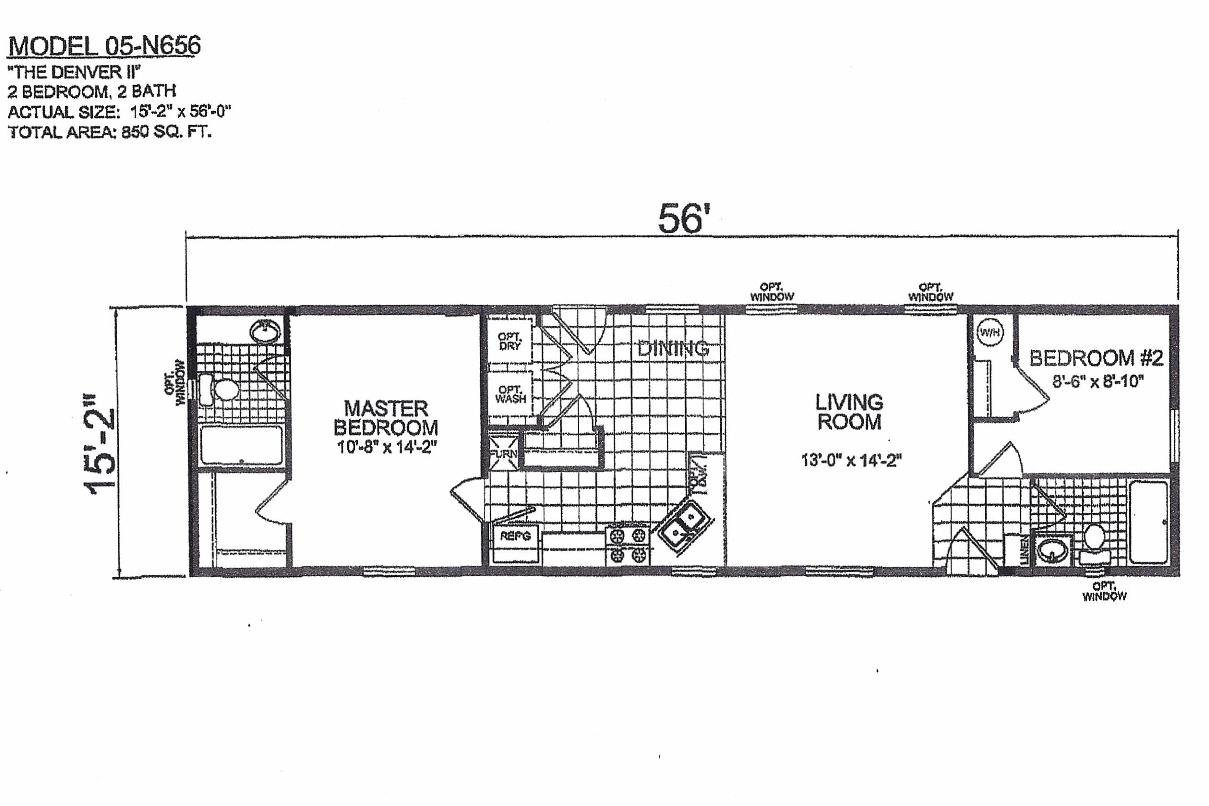 Cottonwoodvillagehomes Quinter Ks Champion Homes