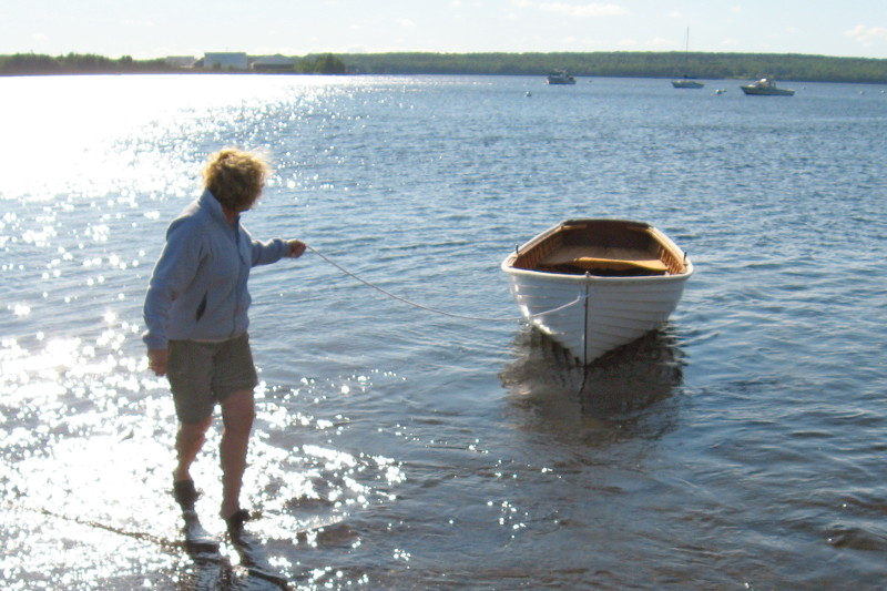 Catspaw Sailing dinghy