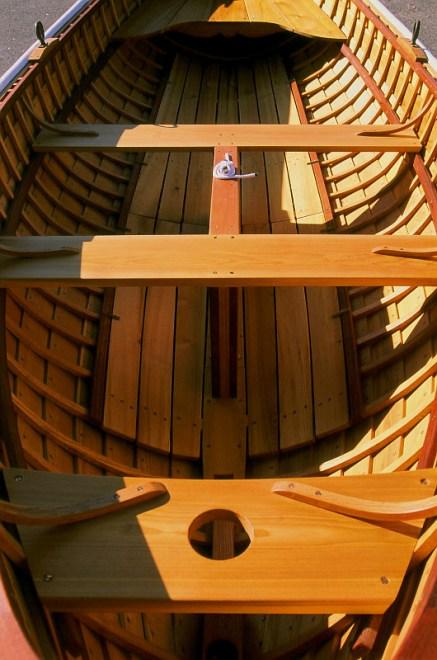 """12'6"""" Catspaw sailing dinghy"""