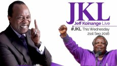 COTU-K Secretary General Bro. Francis Atwoli's TV Interview on KTN's JKL Show with Jeff Koinange