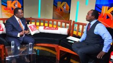 Interview of Bro. Atwoli on Citizen TV, Hosted by Koinange Jeff