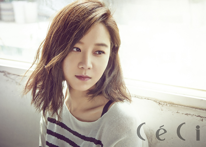 More Of Gong Hyo Jin For CCis June 2015 Issue Couch Kimchi