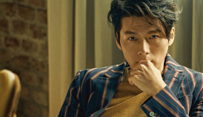 Hyun Bin Covers April 2018 Arena Homme Plus Couch Kimchi