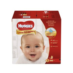 Huggies Little Snugglers Taille 2