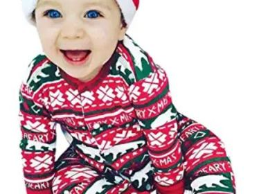 beau pyjama des fêtes